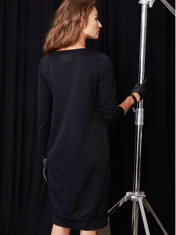 Sukienka Silver Zip